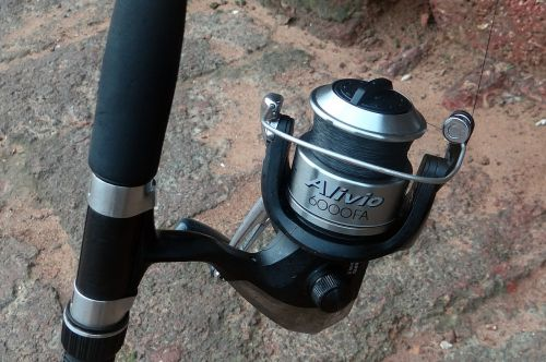 fishing tackle reel equipment