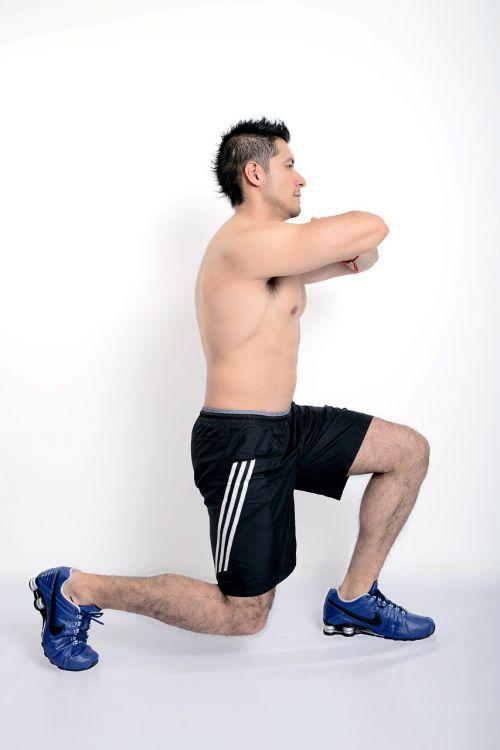 fitness model sports