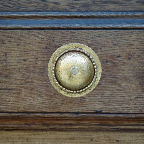 fitting door bronze