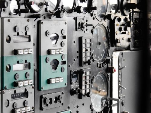 fittings aircraft instruments