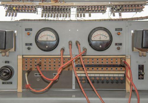 fittings electric radio