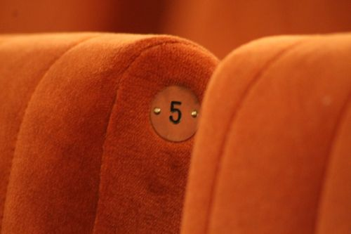 five number theater