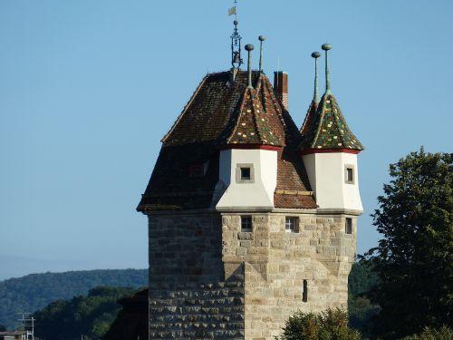 penkių mygtukų bokštas,stebėjimo bokštas,bokštas,swabian gmünd,pastatas,architektūra,swabia,baden württemberg,Vokietija,penkiakampis,sargybos bokštas,akmens ashlar bokštas