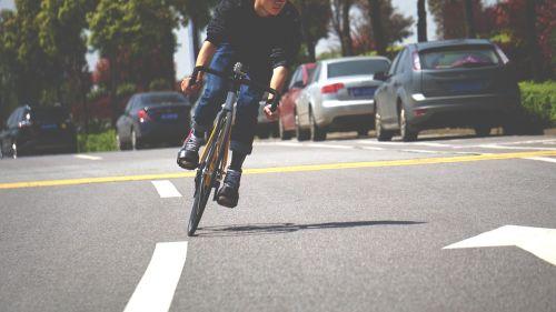 fixed gear sport bike