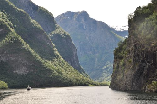 fjord norway water