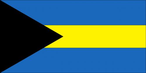 flag country bahamas