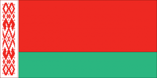 flag country belarus