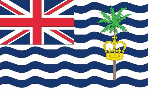 flag country british indian ocean territories