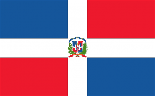 flag country dominican dominican republic