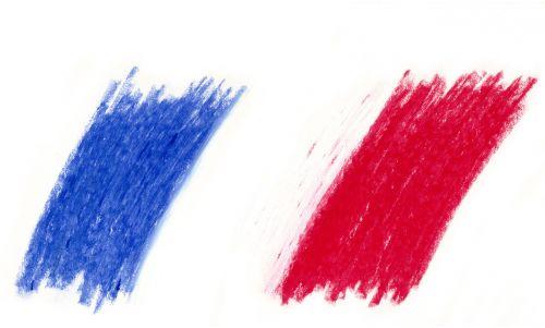flag france tricolor