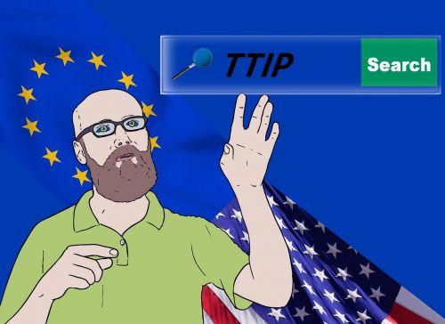 flag hand ttip