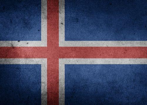 flag iceland europe