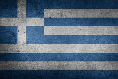flag greece europe