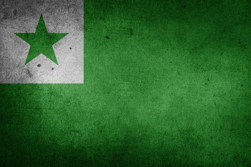 flag esperanto language