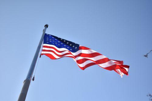 flag flag pole pole