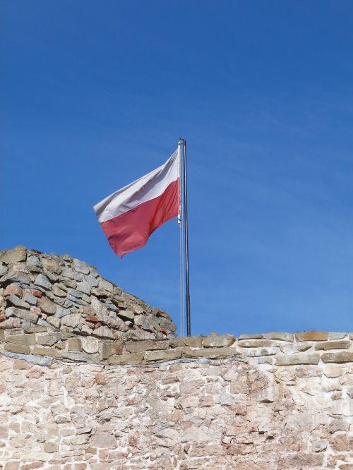 flag poland polish flag