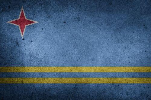 flag aruba americas