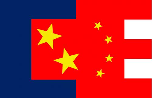 flag fictional china