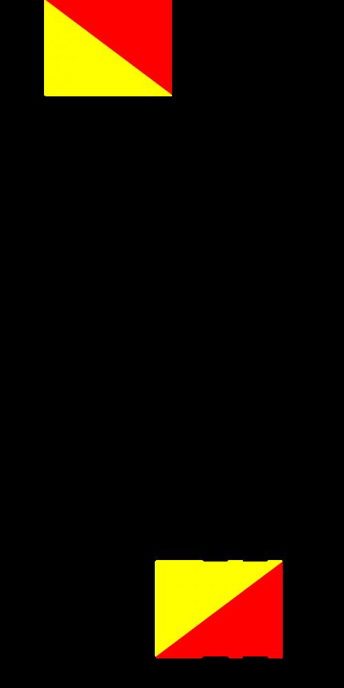 flag symbol delta