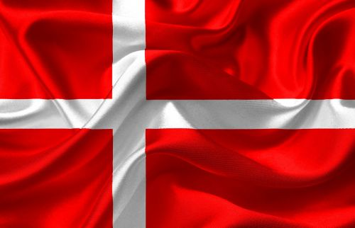 flag denmark country