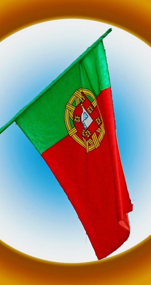 flag portugal sport