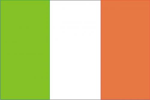 vėliava,Airija,Tautinė vėliava,tauta,simbolis,valstybė,nacionalinė valstybė,Tautybė,vertikalus trileris,trispalvis,žalias,balta,oranžinė,nemokama vektorinė grafika