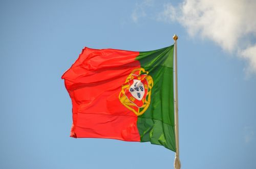 flag portugal national colours