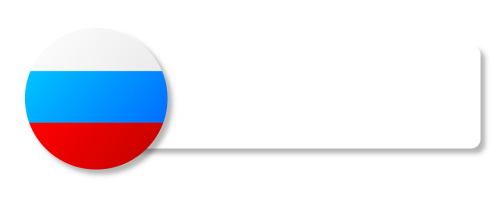 flag russia banner