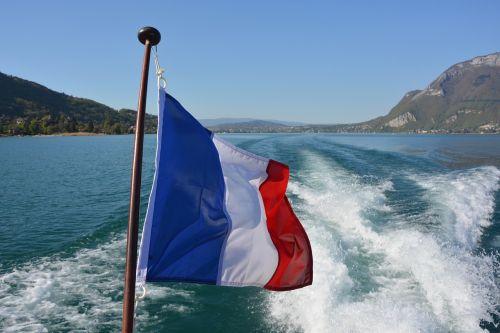 flag french france
