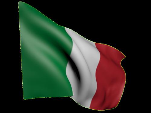 flag italy italian