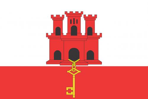 flag gibraltar gibraltar flag