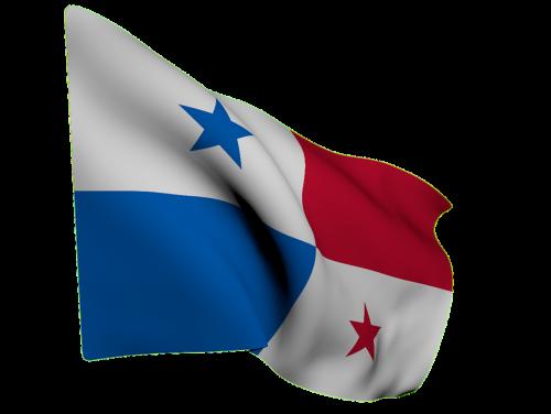 flag panama panamanian