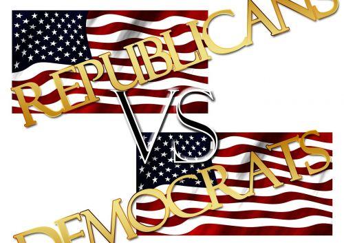 flag blow republicans
