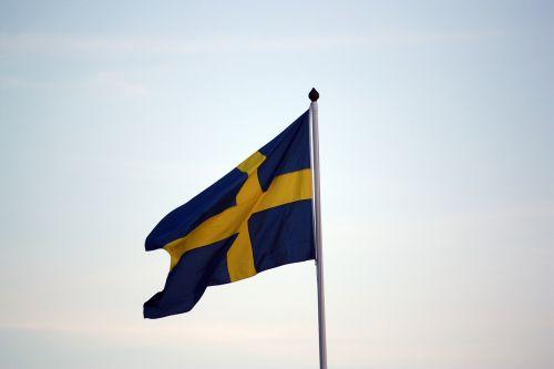 flag sweden midsummer