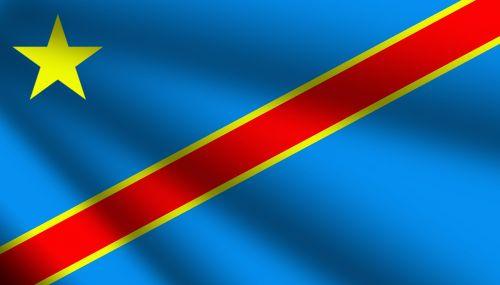 flag rdc dr congo