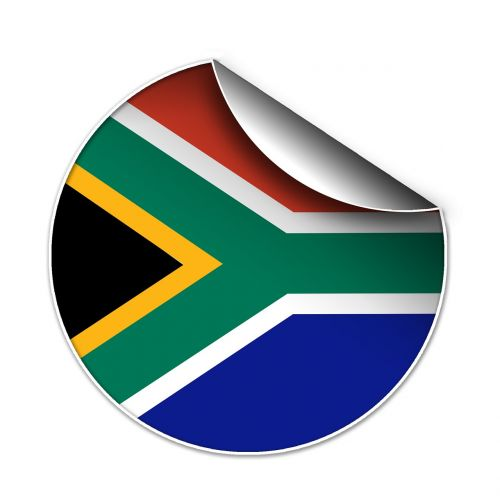 flag south african