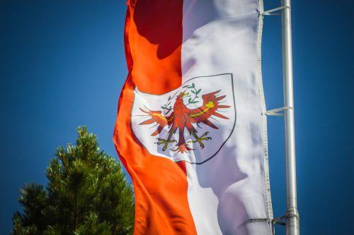 flag tyrol adler