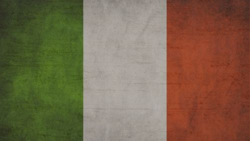 flag italy travel