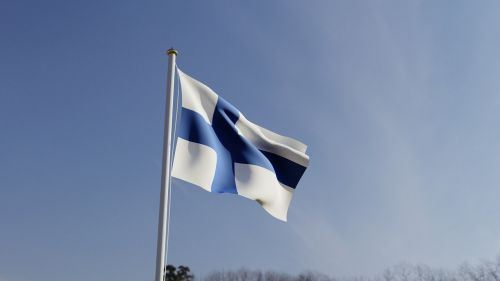 flag,flies,flagpole,tickets,blue cross flag,finnish,flag lever,flag of finland