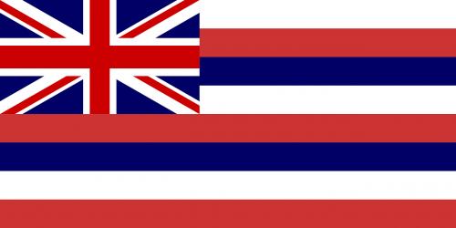 flag hawaii state