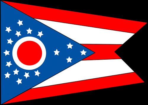 flag state ohio