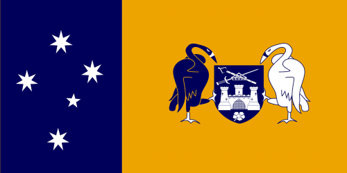 flag australian capital category civil flag