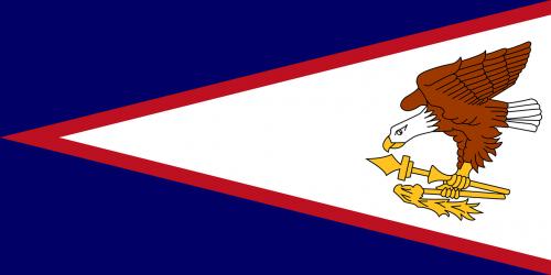 flag american samoa