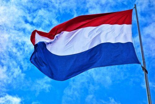 flag banner dutch