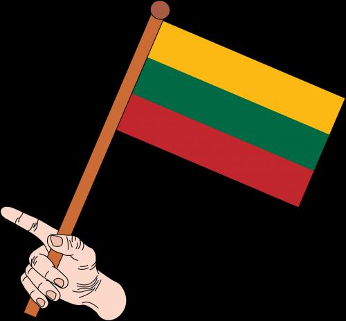 flag lithuania flag lithuania