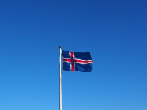 flag iceland flutter