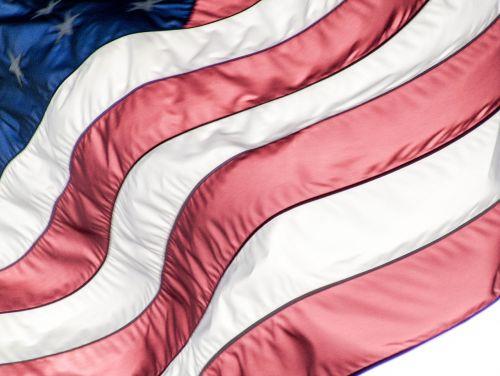 flag textile stripe