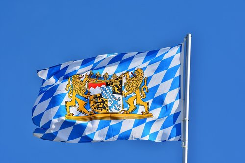 flag  bavaria  bavarian flag