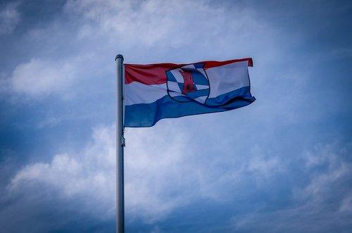 flag  banner  lupburg