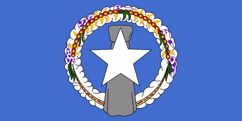 flag mariana islands